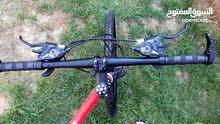 دراجه رياضيه حديثه متكامله
