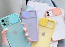 كفرات ايفون 11 برو جديدة بتغليف المصنع ، new iPhone 11 pro cover