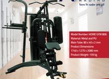 3 station home gym