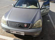 Lexus LS430 2001 In very good condition