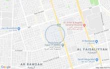 مطلوب غرفة داخل شقة  بحي الروضة أو الفيصلية . يفضل ساكني الشقة مصريين أو عرب