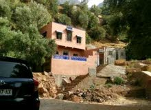 منزل للبيع مع حديقة باوريكةmaison avendre a ourika