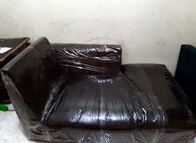 chaise lounge sofa with protection cover urgent sale!!!! price negotiable!! neat