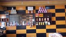 محل قهوه للبيع