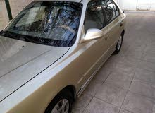 Automatic Gold Hyundai 1999 for sale