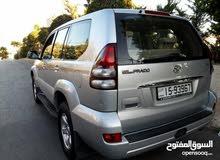 Toyota Prado 2004 For sale - Silver color