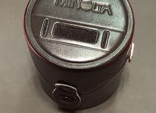 Minolta AF Zoom 35-105mm F/3.5-4.5 /m12