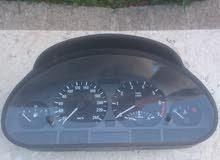 تابلو عدادات E46 bmw جير عادي