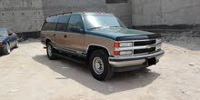 Gasoline Fuel/Power   Chevrolet Tahoe 1995