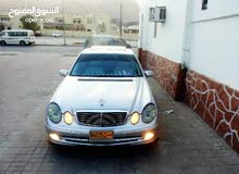 Used condition Mercedes Benz E500 2003 with 0 km mileage