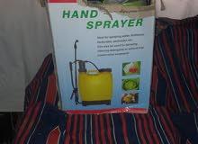 مكائن لرش الاشجار بالمبيدات ومنه تستعمل لرش البيوت من الحشرات