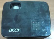 جهاز عرض DataShow  نوع Acer  بحالة ممتازة للبيع