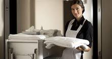 عمالة منزلية بالنظام الشهري