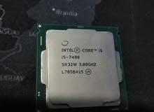 معالج i5 7400  3.00  للبيع