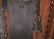 فستان مستقمل مرتين فقط
