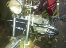 دراجة نارية نوع بوتن نضيف جدا مكينه قوة القوه موديل 2008