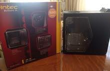 Antec Dark Fleet DF-10ATX Mid Tower Computer Case + DVD writer