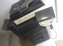 آلة طباعة و تصوير عاديه نوع konica 421