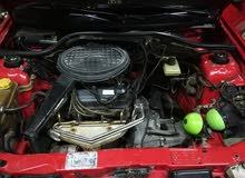 Manual Red Ford 1994 for sale