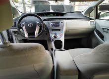 Automatic Grey Toyota 2012 for rent