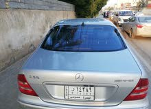 Used condition Mercedes Benz S55 AMG 2003 with  km mileage