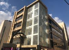 مكاتب حديثة للأيجار دوار الرابع شارع الخالدي بناية رقم 6
