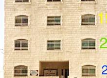 Al Ghadeer Al Abyad neighborhood Mafraq city - 150 sqm apartment for rent