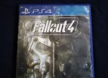 لعبة Fallout 4 لجهاز PS4 مستعمل نضيف