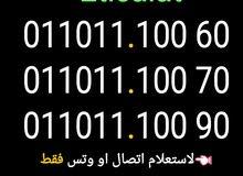 3 ارقام اتصالات 011011.10060