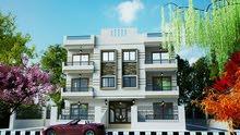 اخر شقة بمركز الحي 8 بالشيخ زايد 175م بالتقسيط المريح علي 18 شهر