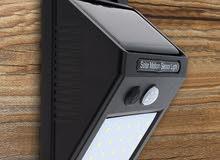 جديد مصابيح الطاقة الشمسية (3 أوضاع للإضاءة)