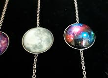 اساور القمر المضيء مطلي بالفضة بسعر خيالي !
