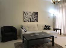 شقة بالطابق الاول للايجار السنوي في دير غبار الشقة مفروشة بالكامل مساحة الشقة110متر مربع