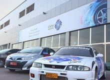 محل للاجار في مدينة سندان للصناعات الخفيفة