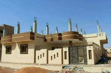 للبيع عمارةمؤسسة لاربعة طوابق تشطيب جديد بحى الهدى أرضى كامل 4غرف وهول وصالون وم