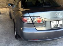Mazda 6 car for sale 2007 in Amman city