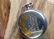 ساعة جيوبير تحفة نادرة تبلغ من العمر 117عام