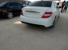 For sale 2010 White C 300