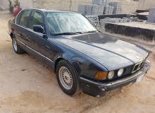 للبيع BMW 735 موديل 91 بغداد صدامي راعيها بالبصرة