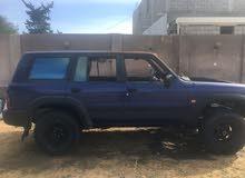 Nissan Patrol 1995 For sale - Blue color