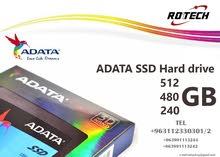 هاردات من ماركة A-data