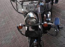 للبيع دراجه هوندا نفس الهارلي موديل 2004 سعر 1200