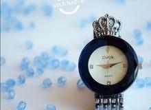 ساعة نسائية zivoc  جديدة