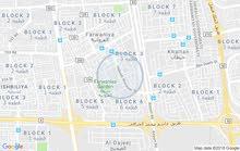 الفروانيه شارع حبيب مناور - مجمع الدعيجان - المحل على الزاوية
