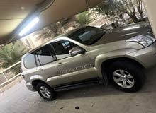 Gasoline Fuel/Power   Toyota Prado 2005