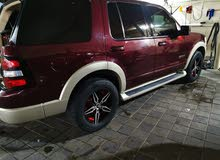 Ford Explorer Sport condition