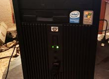 untie central HP Pentium R4