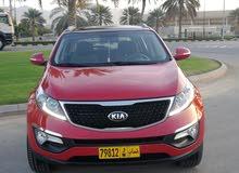 Kia Sportage 2014 For sale - Red color
