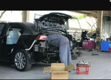 ورشة اصلاح ودهن السيارات