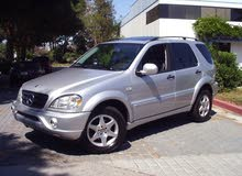 Automatic Mercedes Benz 2003 for sale - Used - Tripoli city